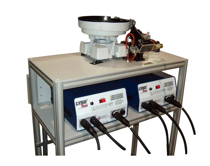 Feederbowl Stud Welding Equipment